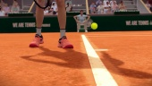 Tennis World Tour: Roland-Garros Edition - julkaisutraileri