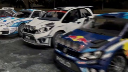 WRC 8 - Iconic Cars -traileri