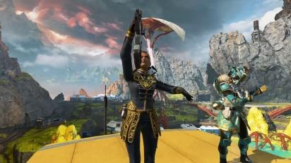 Apex Legends - Grand Soirée Arcade Event -traileri