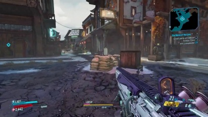 Borderlands 3 - 15 Minutes of Bounty of Blood Gameplay