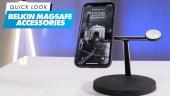 Nopea katsaus - Belkin MagSafe Accessories