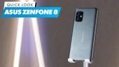 Nopea katsaus - Asus Zenfone 8