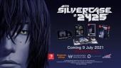 The Silver Case 2425 - The Silver Case Spotlight Nintendo Switch Traileri