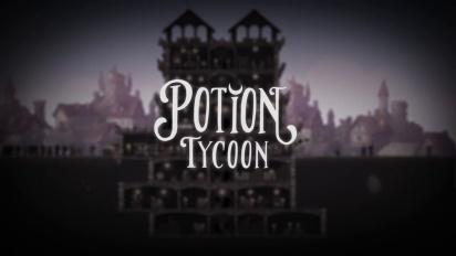 Potion Tycoon - julkistustraileri