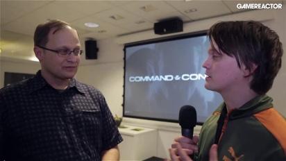 Command & Conquer - Tim Mortenin haastattelu