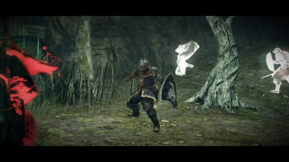 Dark Souls II: Scholar of the First Sin - Announcement Trailer