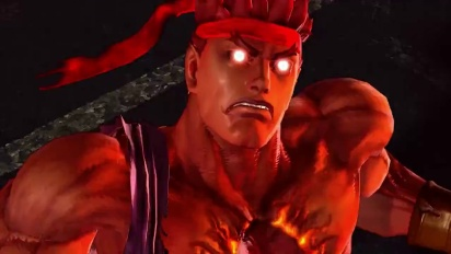 Ultra Street Fighter IV - PS4 Launch Trailer