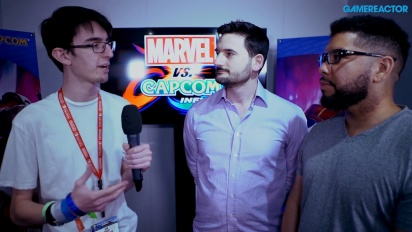 Marvel vs. Capcom: Infinite - haastattelussa Michael Evans & Peter Rosas