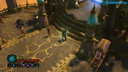 Diablo III: Necromancer -pelikuvaa 1