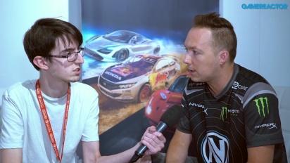 Project CARS 2 - haastattelussa Andy Tudor
