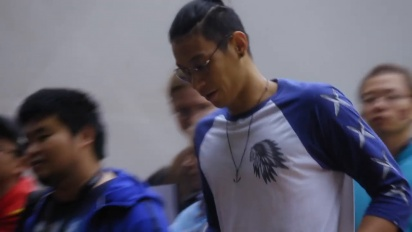 Dota 2 - Jeremy Lin matkalla Seattleen: The International