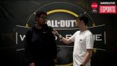 CWL Seattle - Temp haastattelussa