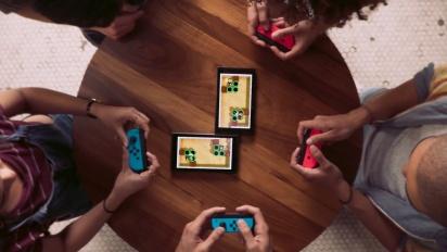 Super Mario Party - paljastustraileri