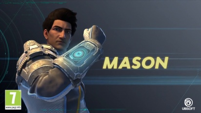 Starlink: Battle for Atlas - Mason Rana Pilot-traileri