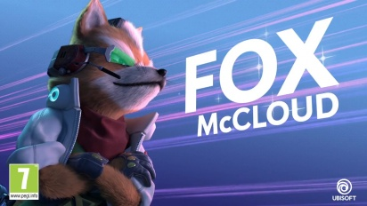 Starlink: Battle for Atlas - Fox McCloud Pilot-traileri