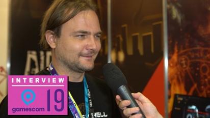 Jupiter Hell - Kornel Kisielewicz haastattelussa