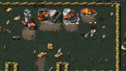 Command & Conquer Remaster - First Gameplay -pätkä