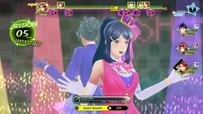 Tokyo Mirage Sessions #FE Encore -  Battle-traileri