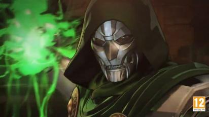 Marvel Ultimate Alliance 3: The Black Order - Fantastic Four: Shadow of Doom