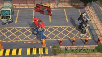 Transformers: Battlegrounds - pätkä