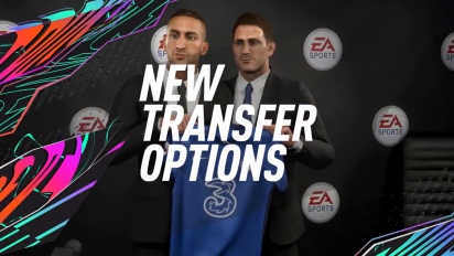 FIFA 21 - Official Career Mode Traileri