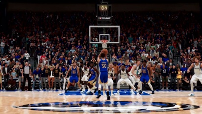 NBA 2K21 - PS5 Next-gen Gameplay Reveal