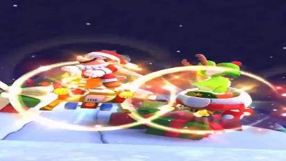 Mario Kart Tour - Winter Tour -traileri