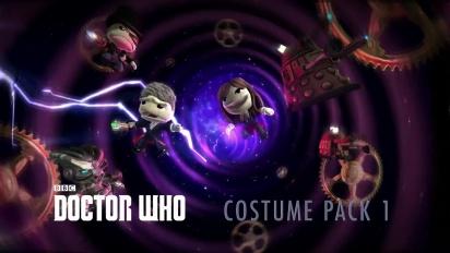 LittleBigPlanet 3-  Doctor Who Trailer