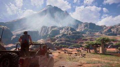 Uncharted 4: A Thief's End - Päivitetty tarinatraileri