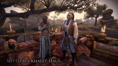 The Elder Scrolls Online - Homestead-Update -traileri