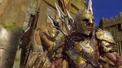Middle-earth: Shadow of War - Marauder Tribe -traileri