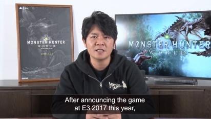 Monster Hunter: World - PC-julkistus