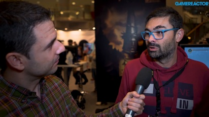 Blasphemous - Mauricio García & Enrique Cabeza haastattelussa