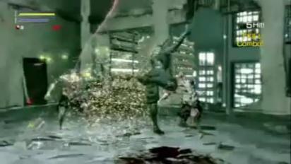 Ninja Blade - Weapon Gameplay 2 Trailer