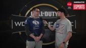 CWL Seattle - Aches haastattelussa #2