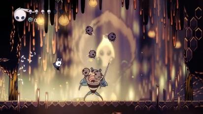 Hollow Knight - Nintendo Switch -julkaisutraileri
