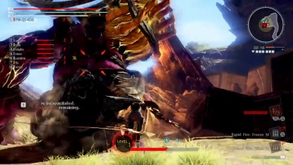 God Eater 3 - Multiplayer Mode -traileri
