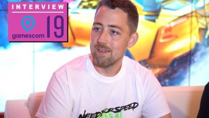 Need for Speed Heat - John Wikberg ja Yoni Rabinowitz haastattelussa