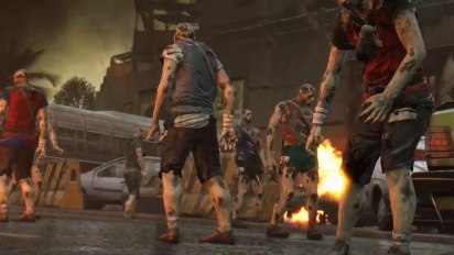 Dying Light - Left 4 Dead 2 Crossover -traileri