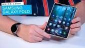 Nopea katsaus - Samsung Galaxy Fold
