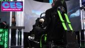 CES20 - Razer Eracing Simulator haastattelu