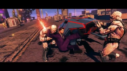 Saints Row: IV Re-Elected - Nintendo Switch -julkaisutraileri