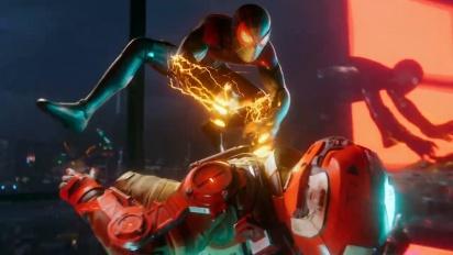 Spider-Man: Miles Morales - julkistustraileri