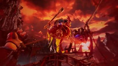 Shadow Warrior 3 - 'That Damn Dam' Gameplay-traileri