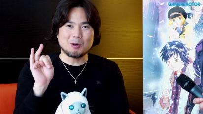 Tales of Xillia 2 - Hideo Baban haastattelu