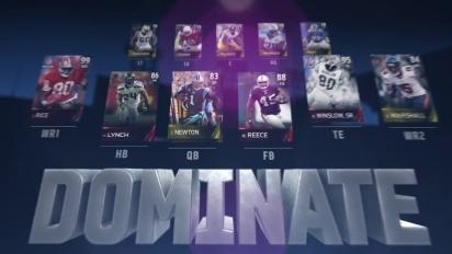 Madden NFL 15  - Ultimate Team Trailer