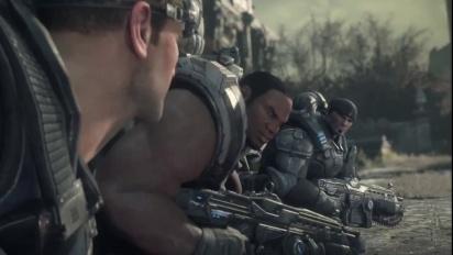 Gears of War: Ultimate Edition - The Cole Train Rap Trailer