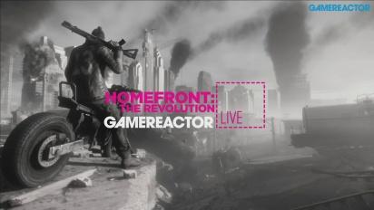 GR Live -uusinta: Homefront: The Revolution - 17.05.2016