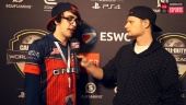 CWL Open Paris - Clayster interview