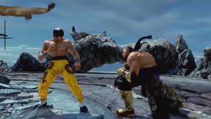 Tekken 7- Character Trailer